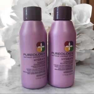 pureology Makeup - Pureology Serious Color Care Shampoo&Conditioner